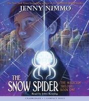 The Snow Spider - Jenny Nimmo