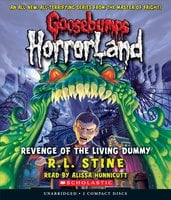 Revenge of the Living Dummy - R.L. Stine