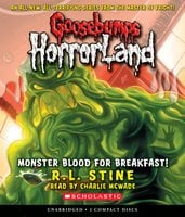 Monster Blood for Breakfast! - R.L. Stine