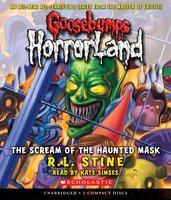 The Scream of the Haunted Mask - R.L. Stine