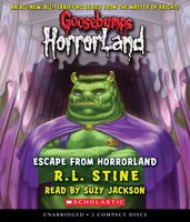 Escape from HorrorLand - R.L. Stine