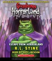 Escape from HorrorLand - R.L. Stine