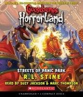 Streets of Panic Park - R.L. Stine