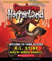 Welcome to Camp Slither - R.L. Stine