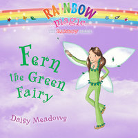 Rainbow Magic - Fern the Green Fairy - Daisy Meadows