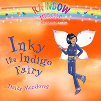 Rainbow Magic - Inky the Indigo Fairy - Daisy Meadows
