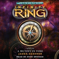 A Mutiny in Time - James Dashner