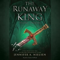 Runaway King - Jennifer A. Nielsen
