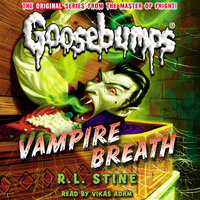 Vampire Breath - R.L. Stine