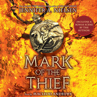 Mark of the Thief - Jennifer A. Nielsen