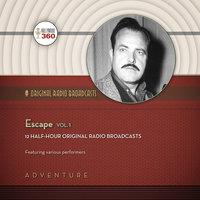 Escape, Vol. 1 - Hollywood 360, CBS Radio