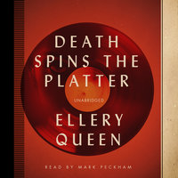 Death Spins the Platter - Ellery Queen