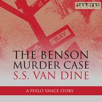 The Benson Murder Case - S.S. van Dine