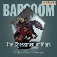 The Chessmen of Mars - Edgar Rice Burroughs