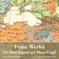 De førti dagene på Musa Dagh - Franz Werfel
