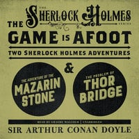 The Game Is Afoot - Arthur Conan Doyle