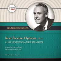 Inner Sanctum Mysteries, Vol. 2 - Hollywood 360, CBS Radio