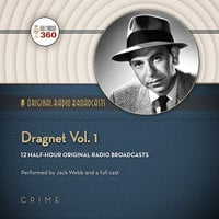 Dragnet, Vol. 1 - Hollywood 360