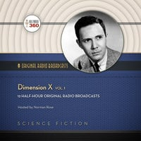 Dimension X, Vol. 1 - Hollywood 360