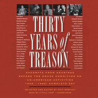 Thirty Years of Treason - Various Authors
