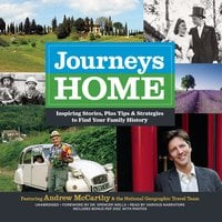 Journeys Home - Andrew McCarthy