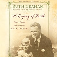 A Legacy of Faith - Ruth Graham