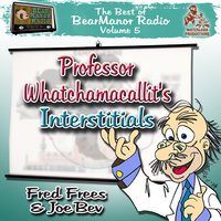 Professor Whatchamacallit's Interstitials - Lorie Kellogg, Joe Bevilacqua, Fred Frees