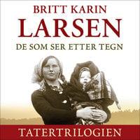 De som ser etter tegn - Britt Karin Larsen
