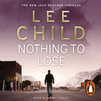 Nothing To Lose - Lee Child