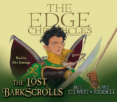 The Lost Barkscrolls - Paul Stewart,Chris Riddell