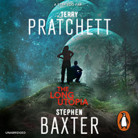 The Long Utopia - Terry Pratchett,Stephen Baxter