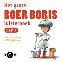 Het grote Boer Boris luisterboek - Ted van Lieshout