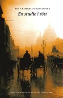 Sherlock Holmes: En studie i rött - Sir Arthur Conan Doyle
