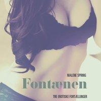 Fontænen - tre erotiske fortællinger - Malene Spring