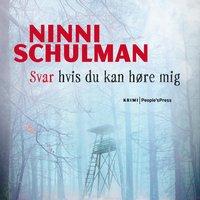 Svar hvis du kan høre mig - Ninni Schulman