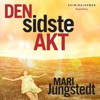 Den sidste akt - Mari Jungstedt