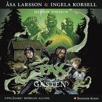 PAX. Gasten - Åsa Larsson, Ingela Korsell