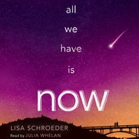 All We Have is Now - Lisa Schroder