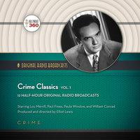 Crime Classics, Vol. 1 - Hollywood 360