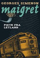 Pietr fra Letland - George Simenon