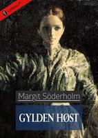 Gylden høst - Margit Söderholm