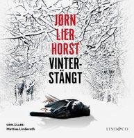 Vinterstängt - Jørn Lier Horst
