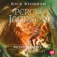 Percy Jackson: Monsterhavet - Rick Riordan