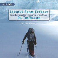 Lessons from Everest - Dr. Tim Warren