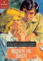 Rejsen til Delfi - Margit Söderholm