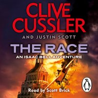 The Race - Clive Cussler,Justin Scott
