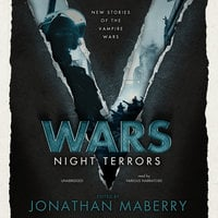 V Wars: Night Terrors - Jonathan Maberry
