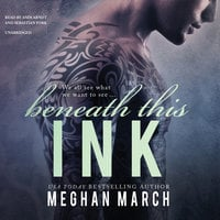 Beneath This Ink - Meghan March