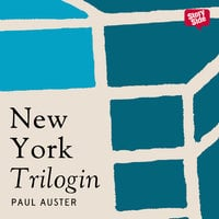 New York-trilogin - Paul Auster