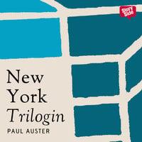 New York-trilogin - Paul Auster